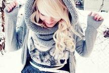 Winter fashion ❄⛄