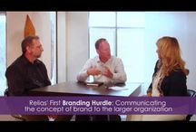 Interviews with Experts / Hummingbird Creative Group's CEO, Wendy Coulter, and VP of Operations, Dan Gregory interview experts in the branding and marketing fields.