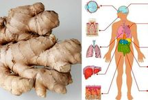 GINGER EVERY DAY FOR GOOD HEALTH