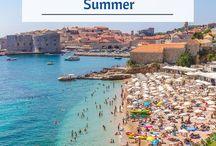 Summer Trip Ideas