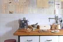 Kök, matrum & dukning