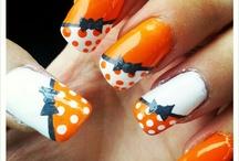 Nails Nails Nails! / by Krista Williams