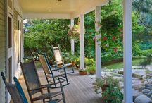 Porch ideas.