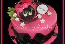 Bewtaful cakes