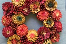 crafts - wreaths