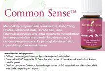 Young Living Common Sense Essential Oils