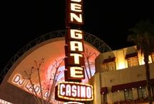 Downtown Las Vegas / by Audrea Hooper