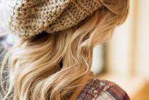 čepice pletene