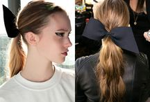 Spring/Summer 2014 Hair Trends