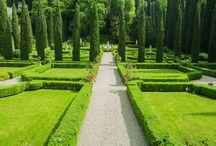 Italy-Giust Gardens Verona