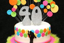 Cakes / Disco cake
