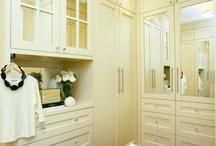 Master bedroom/bathroom/closet