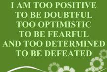Positivness