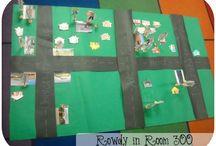 School Projects / by Andrea Jeffreys