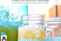Tasty Drinks / by Amanda Worley Mayfield