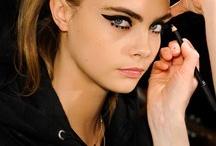 AW 2013 makeup trends