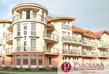 Panoráma Wellness Apartman Hotel****