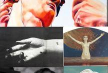 collage / propias/artistas