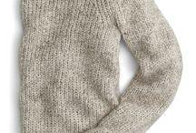 Cozy Winter Wear / Warm clothing
