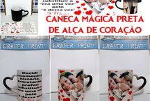 canecas mágicas personalizadas