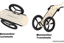 monowalker cyclemate and monowalker travelmate