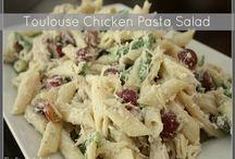 Pasta Salads / by Lesa Weber