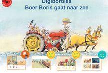 Bc: Boerderij/Boer Boris gaat naar zee