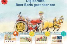 Kleuters : Boer  Boris