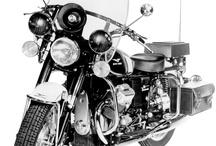 Moto Guzzi California - History / The history of the most american Italian.