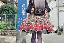 Harajuku Wardrobe: Lolita