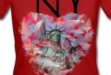 My  Heart  beats  for  ... / Hotspot-Lifestyle-Shirts und Accessoires mit Künstlermotiven
