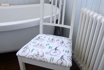 Upholstering / Giving a cheap chair a re-vamp!