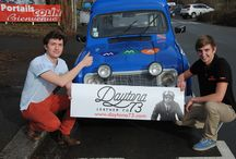 ADVENTURE PARTNER / Les différents partenariats de Daytona 73 en photos