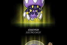 Pokémons inventados