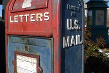 mailboxes :)