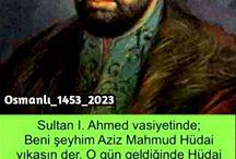 Sultan l. Ahmed