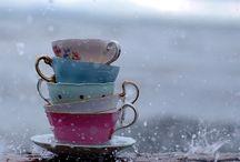 Tea Time / by Marilyn Miller