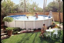 Pool ideas / by Kimberley Hidalgo