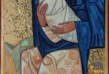 Ikonen & Mosaike. / by Tonci Nella