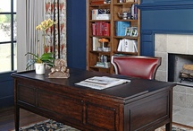 My Work - Work Spaces / Work spaces from the portfolio of Denise McGaha Interiors. / by Denise McGaha