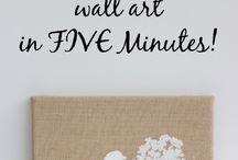 deco wall art