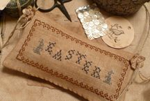 cross stitch for Easter / by Dianne Clemens