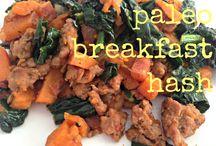 Paleo Breakfasts