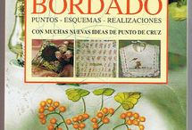 revistas bordado en cintas