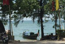 Thailand, Krabi, Ao Nang beach