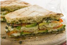 Sandwiches, Salads and Wraps