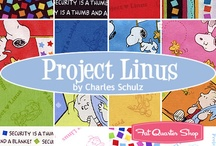 Project Linus Fabric / A portion of sales from this fabric is donated to the Project Linus Headquarters by Quilting Treasures! / by Quilting Treasures