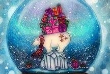 Christmas Inspiration Coloring