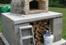 Fire pits & wood ovens