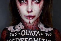hallowewn meikki